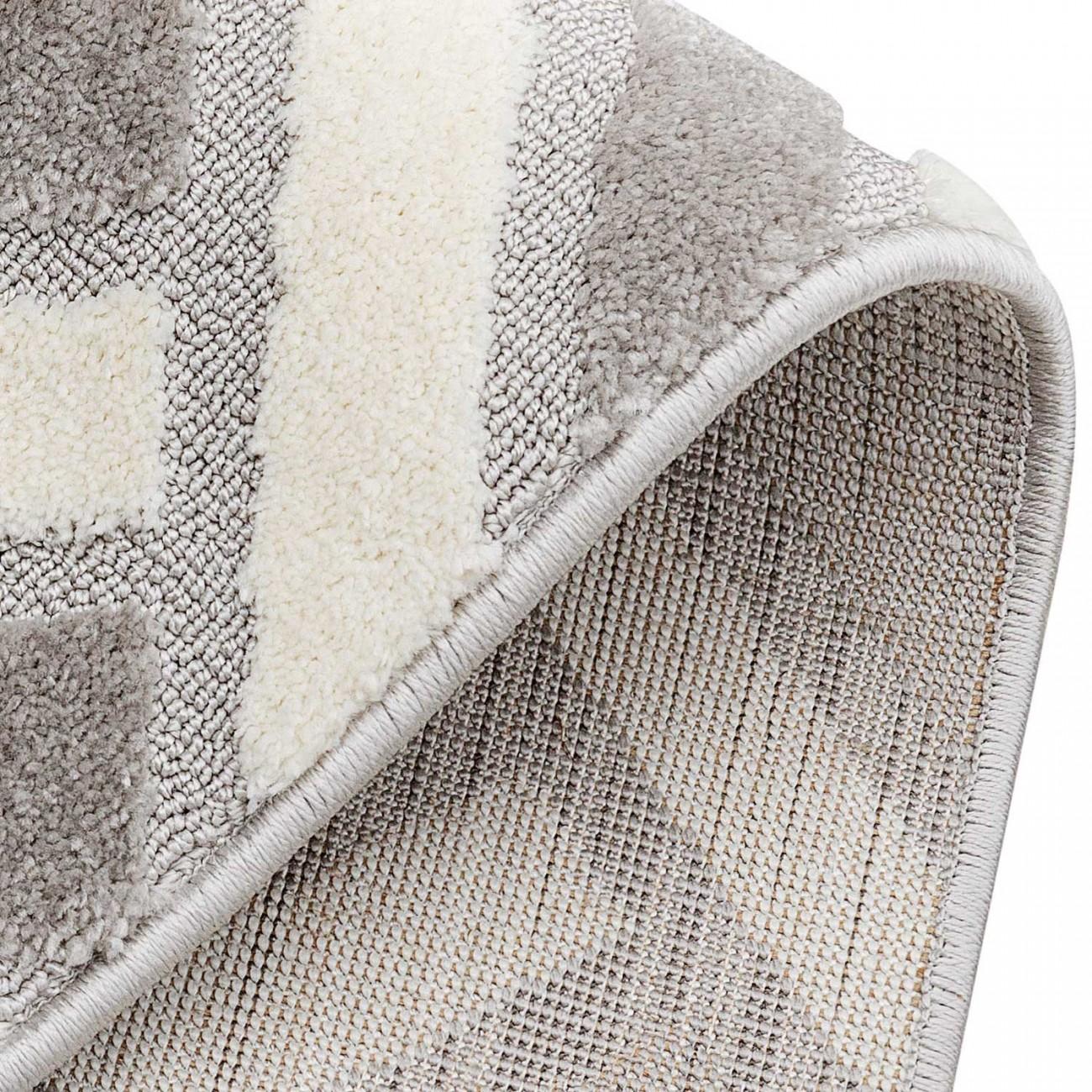 Tapete Platinum 403A Cream Grey 150x200