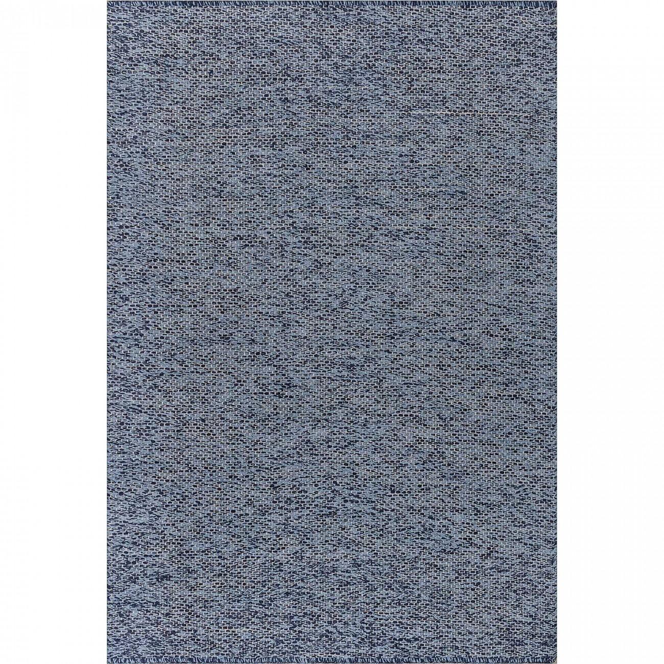 Tapete Tear Encorpado Azul Mesclado 300x500