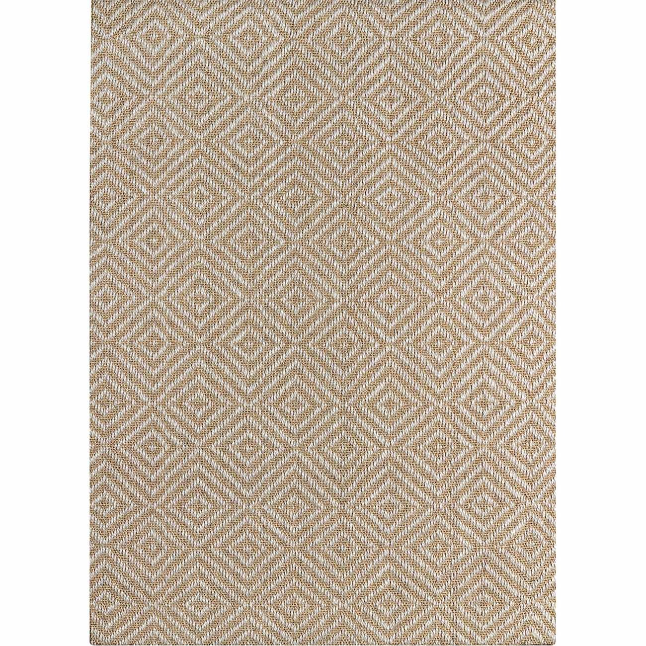 Tapete Sisal Diamante 130x220