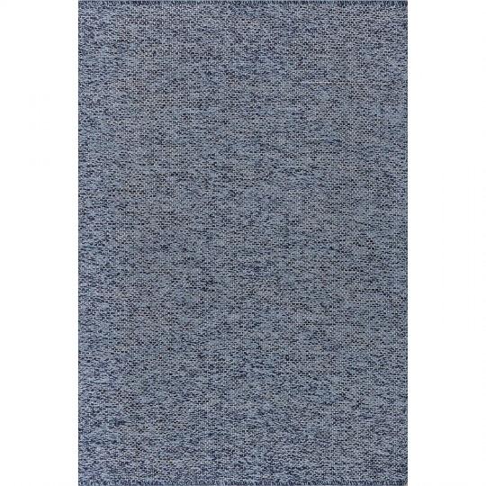 Tapete Tear Encorpado Azul Mesclado 150x150