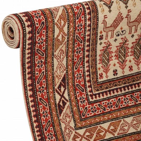 Tapete Persa Kazak Antigo 103x136