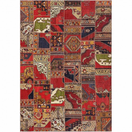 Tapete Reload Patchwork Bayali 311x410